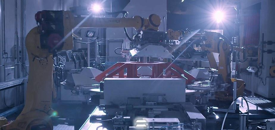 Faber SPA Manufacturing CyberPlan Cybertec - Produzione