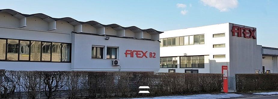 Firex Srl Food Equipment Manufacturing - Cybertec - CyberPlan