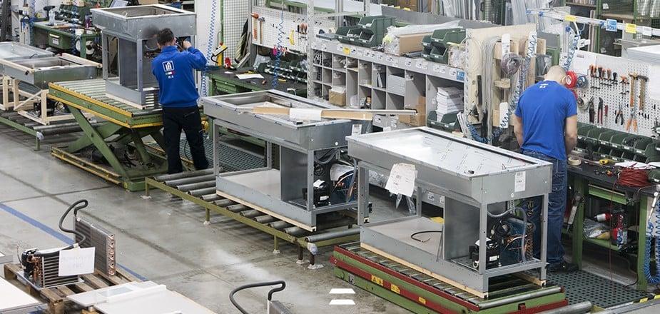 IFI Tavullia Produzione Stabilimento Manufacturing CyberPlan Cybertec