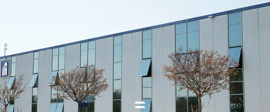 IFI Tavullia Stabilimento Sede Headquarters CyberPlan Cybertec