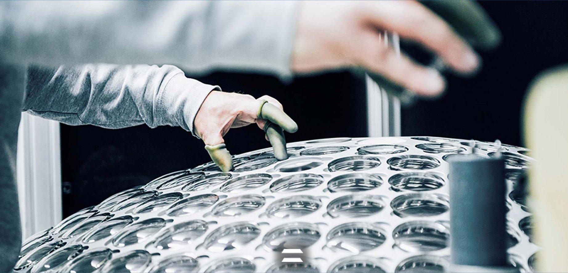 LTL Ophtalmic Lenses production planning - CyberPlan Cybertec