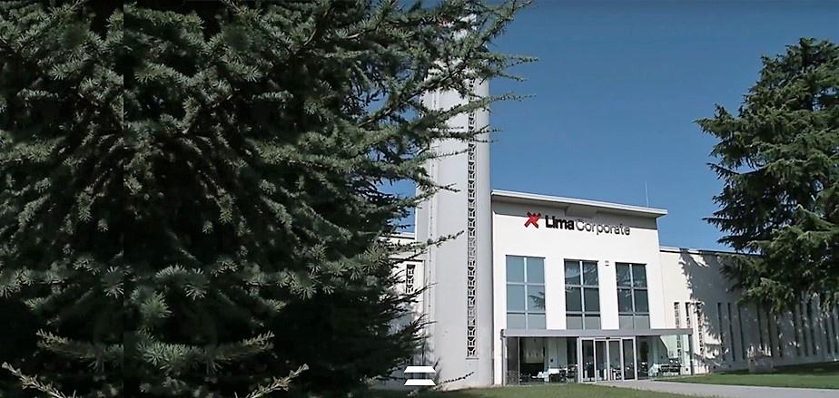 Lima Corporate - Programmazione produzione medicale - Cybertec