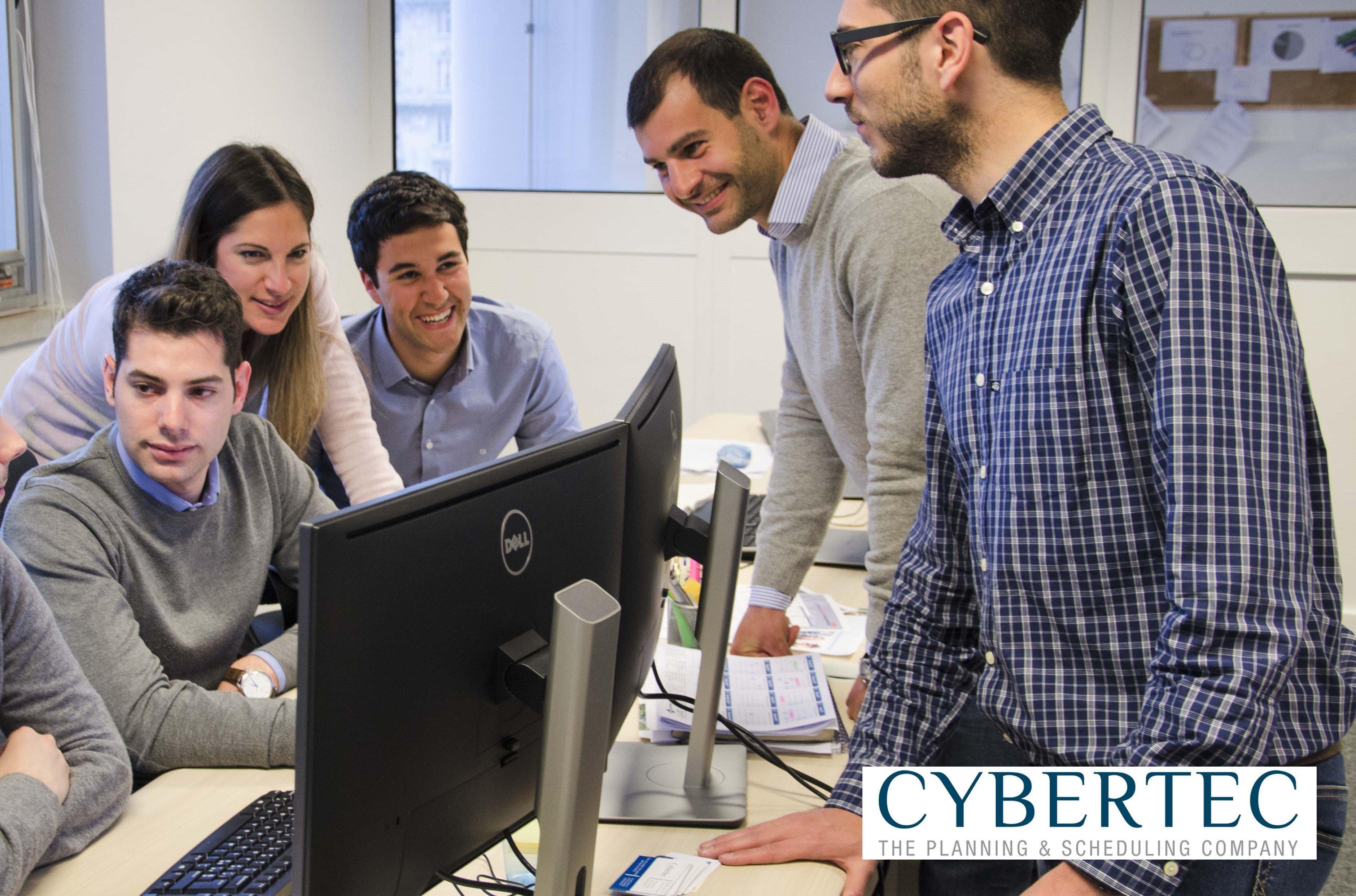 Team Working - Cybertec