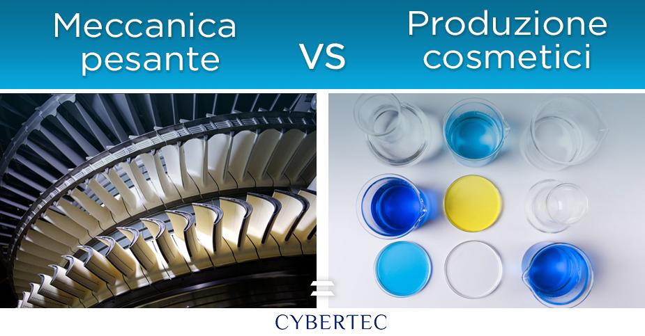 Cosa hanno in comune un leader nella produzione di trasformatore e uno di cosmetici?