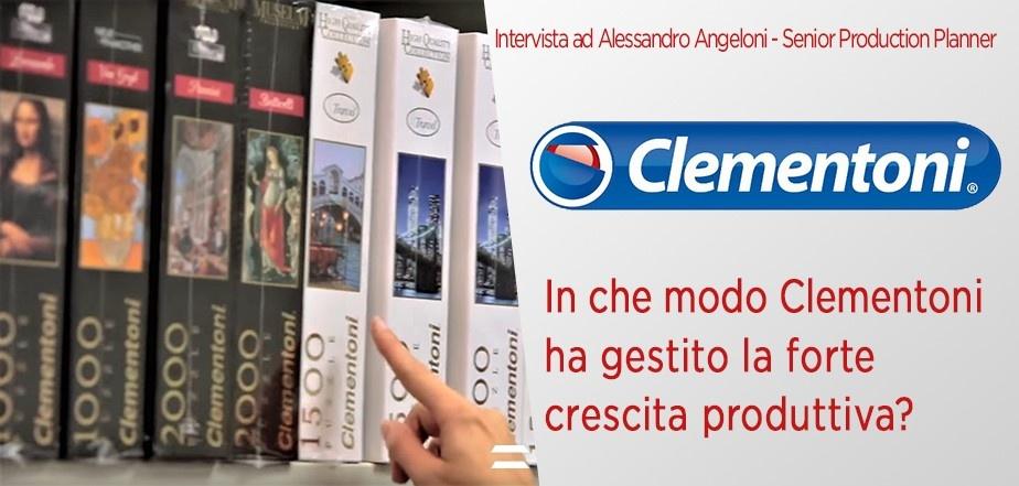 Caso di successo - Clementoni - Cybertec - CyberPlan