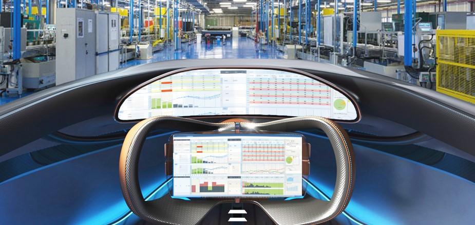 Controllo della produzione manifatturiera - CYBERPLAN CYBERTEC-1