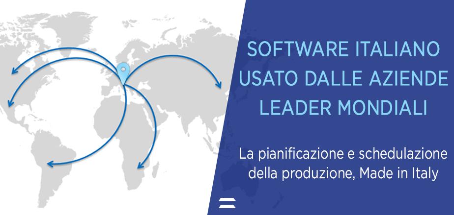 CyberPlan di Cybertec - Software per la pianificazione e schedulazione avanzata della produzione usato in tutto il mondo