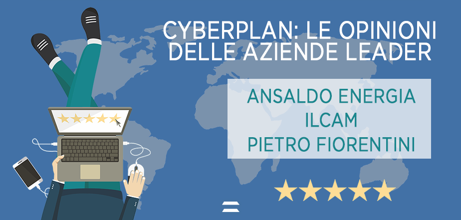 CyberPlan le opinioni dei clienti - Cybertec