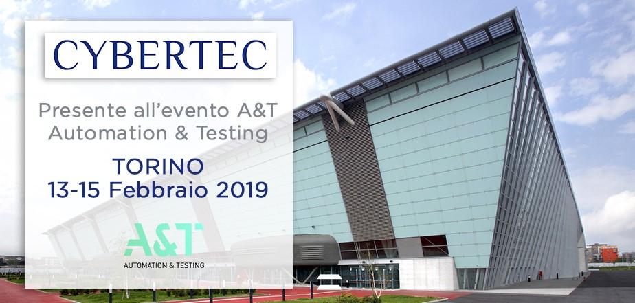 Cybertec Evento 2019 Torino Automation & Testing - CyberPlan