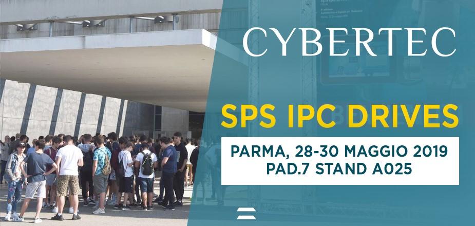 Cybertec SPS 2019 Parma - Copia