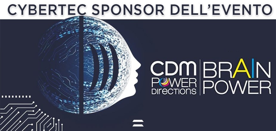 Cybertec Sponsor dell'evento CDM Power Directions