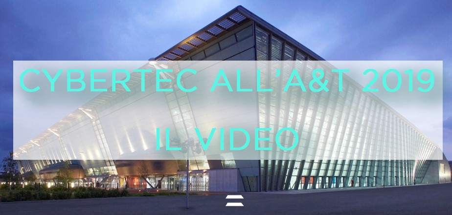 Cybertec all'A&T 2019 - Video (2)
