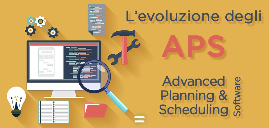 Evoluzione Advanced Planning and Scheduling software APS - CyberPlan - Cybertec - Copia