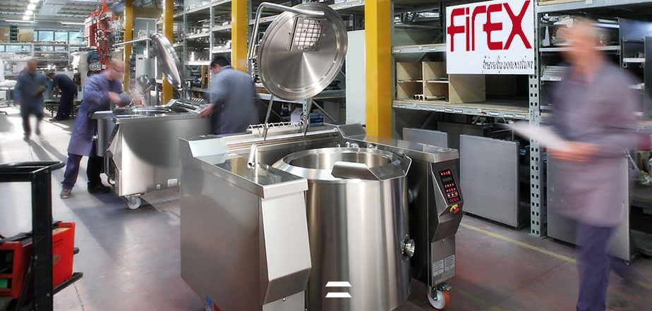 Firex Food Equipment Manufacturing - Cybertec - CyberPlan
