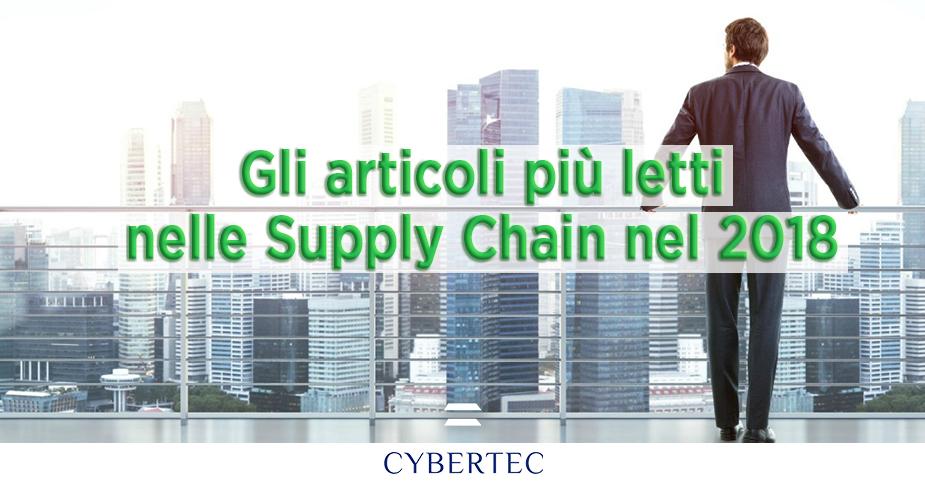 Gli articoli più letti nel 2018 supply chain Cybertec