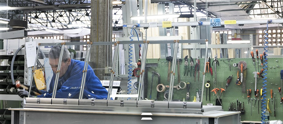 IFI Tavullia Produzione Stabilimento Manufacturing Production Produzione CyberPlan Cybertec