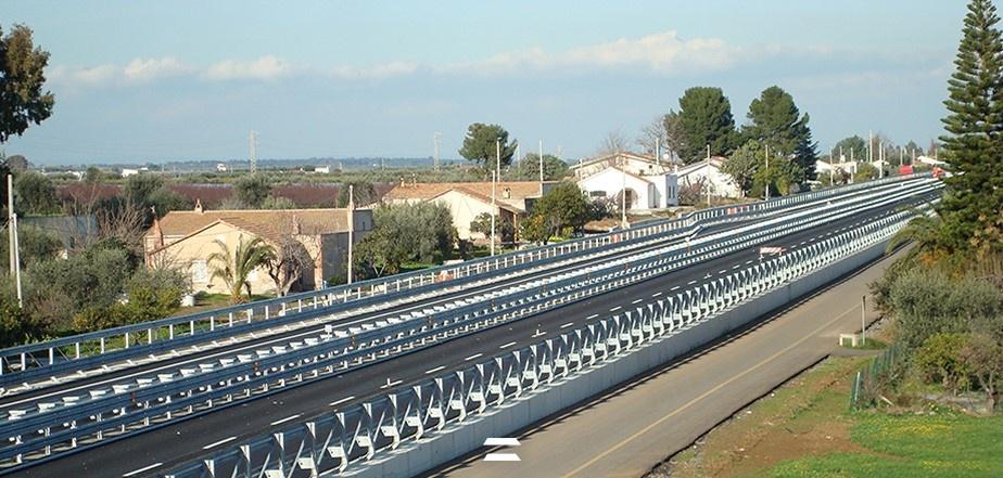 Imeva - Programmazione produzione barriere stradali e condotte - CyberPlan - Cybertec