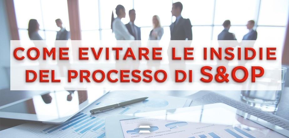 Insidie S&OP - I consigli di Cybertec