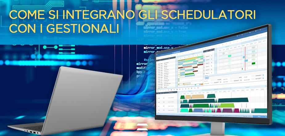Integrazione schedulatori gestionali - CyberPlan CYBERTEC
