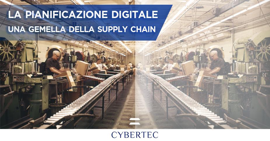 La pianificazione digitale una gemella della supply chain CYBERTEC