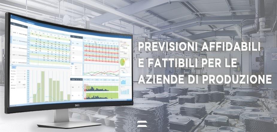 Software previsioni produzione CyberPlan MF - Copia