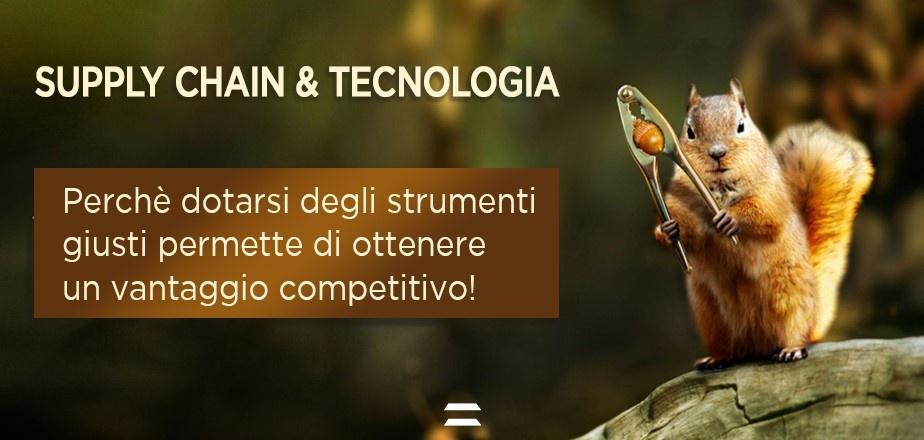 Supply Chain e Tecnologia - CyberPlan Cybertec