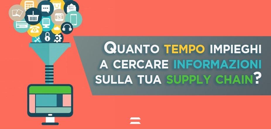 Tempo Informazioni Dati Supply Chain - Cybertec